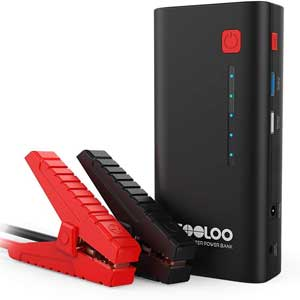 A powerful jump starter pack with an affordable price tag.