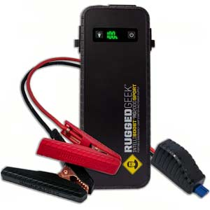 Jump Starter & USB-C 60W PD Power Pack