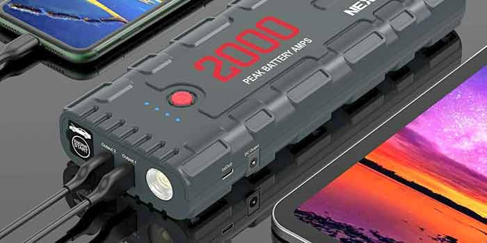 Nexpow 2000A Jump Starter – Tested and Reviewed in Depth (Real Cranking Amps)